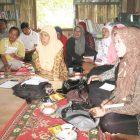 DISKUSIi TEMATIK Pendidikan dihadiri stakeholder pendidikan di Rumah Hijau Denassa (RHD)