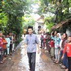 Darmawan Denassa bersama Kelas Komunitas Rumah Hijau Denassa (RHD) siap menyambut peserta BSBI di Gowa