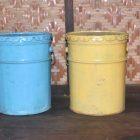 Sampah di Rumah Hijau Denassa (RHD) dibagi dalam empat kategori