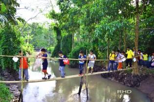 Outing Class Rumah Hijau Denassa (RHD) di Salekowa