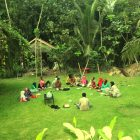 DISKUSI lingkungan dengan tema Bank Sampah di Rumah Hijau Denassa (8-05-2013)