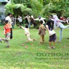 Menyegarkan suasana pelatihan su tujuan Outbound di Rumah Hijau Denassa (RHD)