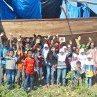 Kelas Komunitas, Rumah Hijau Denassa, Belajar di Pantai Boddia, Galesong Kabupaten Takalar