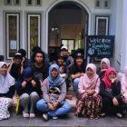 RHD. Kunjungan Sobat Budaya Makassar di Rumah Hijau Denassa (RHD) pada 20.03.2016