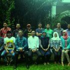 RHD. Peserta dan Tamu Konferda Sarekat Hijau Indonesia Sulsel di Rumah Hijau Denassa (RHD) pada 3 April 2016