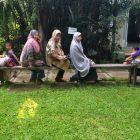 RHD. Kunjungan Pengurus Perkumpulan Filateli Indonesia (PFI) Cabang Makassar ke Rumah Hijau Denassa (RHD)