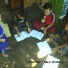 RHD. Kelas Komunitas belajar Apresiasi Puisi Aku Karya Chairil Anwar (05.07.2016).