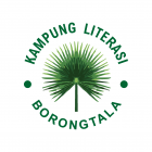 RHD. Logo Kampung Literasi Borongtala, Sulsel