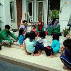 RHD. Kunjungan KKN UIN Alauddin Makassar ke Rumah Hijau Denassa (02.01.2017)