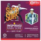 Darmawan Denassa di Inspirasi Sore di Barata FM (22.02.2017)