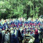 RHD. Out Door Learning Kelas I SDIT Wihdatul Ummah Makassar di Rumah Hijau Denassa (RHD) Sabtu, 04.03.2017