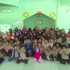 RHD. Santri Rumah Qur'ani Imam Bukhari Makassar bersama Darmawan Denassa di BTP Makassar (24.03.2017)