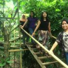 RHD. Kunjungan Lokasi Guru Sunshine Intercultural School (SIE) Makassar ke Rumah Hijau Denassa (RHD)