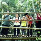 RHD. Kazuhisa Matusi bersama kami di Sky Garden Rumah Hijau Denassa (RHD)