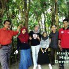 RHD. Kunjungan Staf PMI Makassar (27.10.2017)