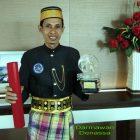RHD. Darmawan Denassa, Pendiri Rumah Hijau Denassa menerima Anugrah PAUD 2017