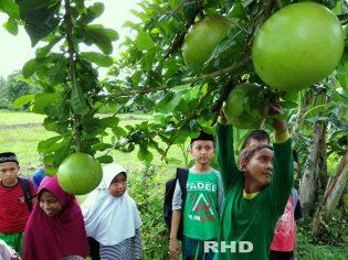 RHD. Kelas Komunitas dan Denassa Jelajah Sela (09/12/2017)
