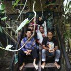 RHD. Kunjungan Staf Burung Indonesia ke Rumah Hijau Denassa (06.01.2018)