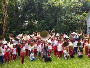RHD. Outschool TK Telkom Makassar (21.04.2018)