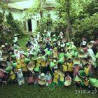 RHD. Peserta Outing Class TK Mamajang Makassar di Rumah Hijau Denassa (RHD)