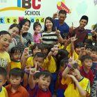 RHD. Pertemuan Siswa, Orang Tua, Guru IBC School, dengan Pendiri RHD, Darmawan Denassa di Makassar (22/08/2019)