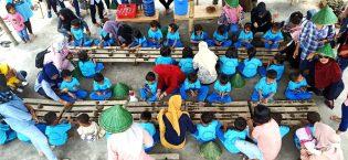 RHD. Kunjungan Belajar TK Bontomarannu Makassar ke Rumah Hijau Denassa (08/11/2019)