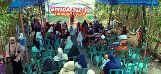 RHD. Suasana Wisuda Tahfidz Al Husna Makassar di Pelataran Karannuang, Rumah Hijau Denassa (09/11/2019)