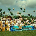 RHD. Peserta Searching Time SD Rama Makassar di Sawahku (18.12.2019)